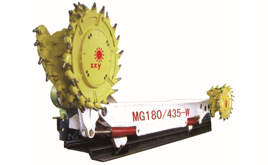 MG180/435-W 型 滚筒采煤机