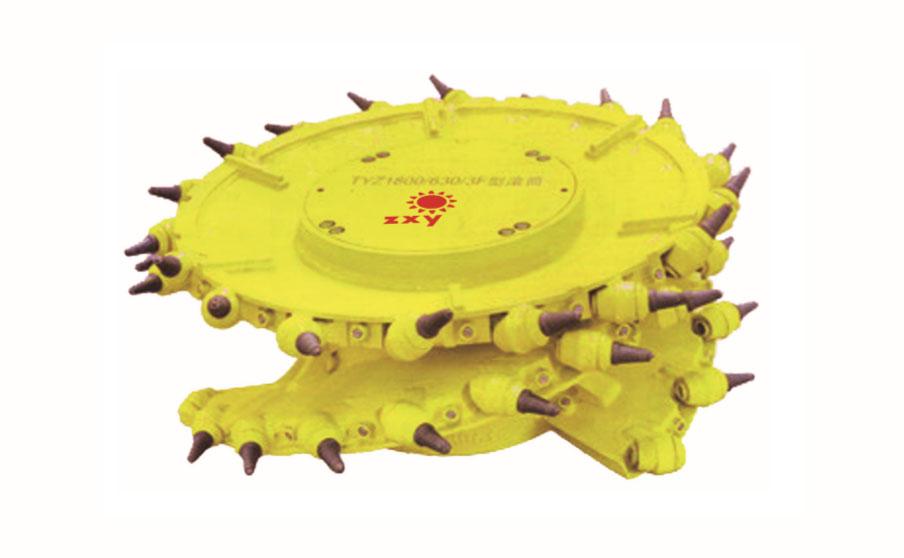 强力高效型 采煤机螺旋滚筒
