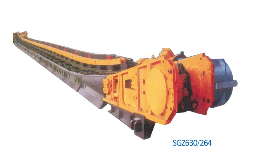 刮板输送机(中型)SGB630/264