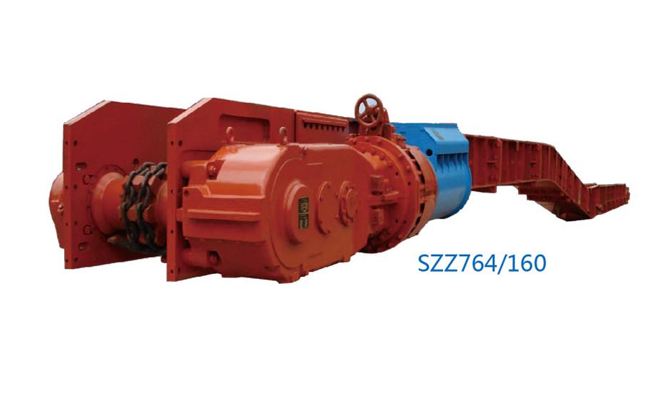 转载机 SSZ764/160